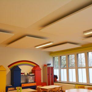 akoestische panelen basisschool