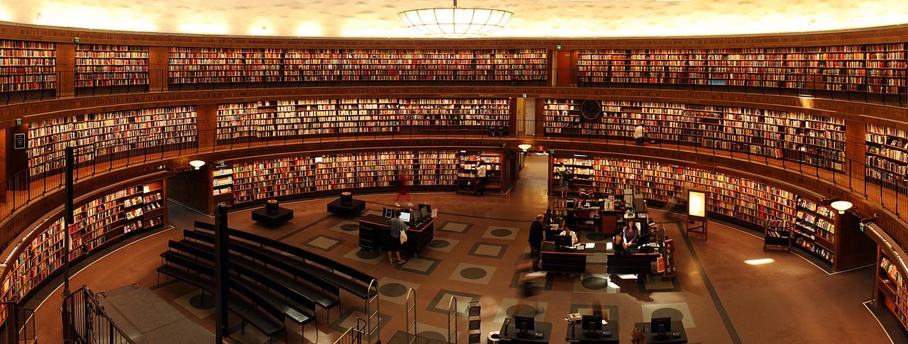 akoestiek in bibliotheken