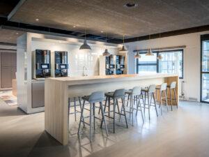 OWA RAW Concrete Akoestisch designplafond voor industriële interieurs
