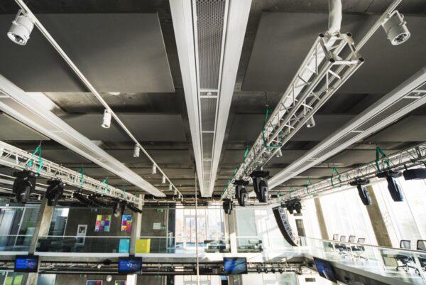 akoestische plafond paneel