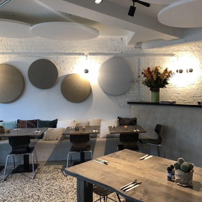akoestiek verbeteren restaurant